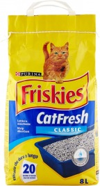 Lettiera friskies cat fresh classic 5114165