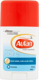 Family care stick repellente 50 ml