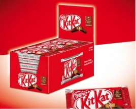 Kit kat barretta wafer e cioccolato 41,5 gr x 24