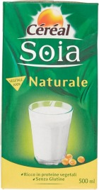 Latte di soia naturale 500 ml
