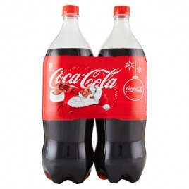 Coca cola 1,5lt pet flash (2 bottiglie)