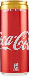 Coca Cola Senza caffeina Lattina 330 ml