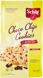 Choco chip cookies 200 g