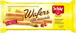 Wafer alle nocciole 125 g