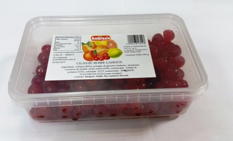 Ciliege rosse 900 gr