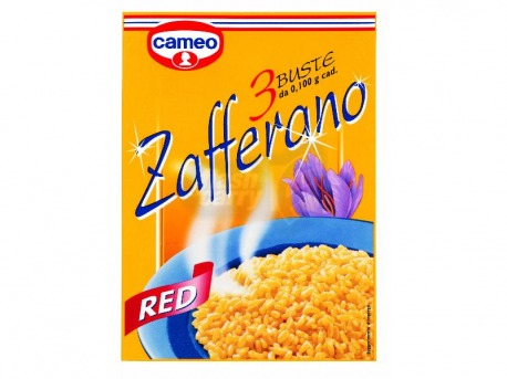 Zafferano Red 3 Buste x 50 Pz