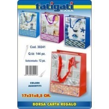 Borsa carta regal botti