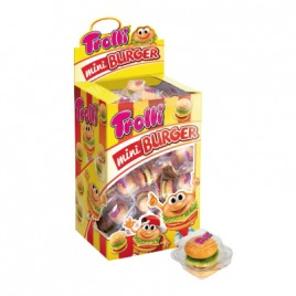 Trolli Mini Burger Gr 10 x 80 Pz
