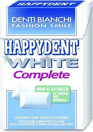 Happydent white complete